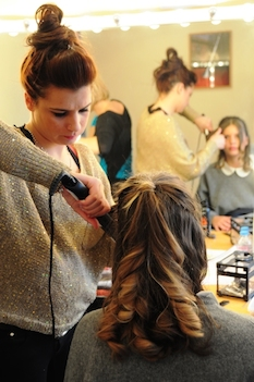 Formation coiffure coupe femme